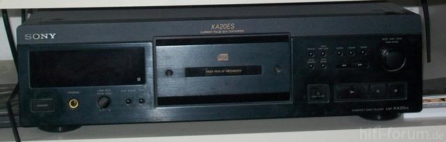 Sony XA20ES
