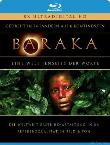 Baraka Blu Ray Standardbox 24651800