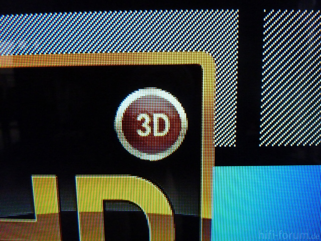 Crosstalk Bei 3D?