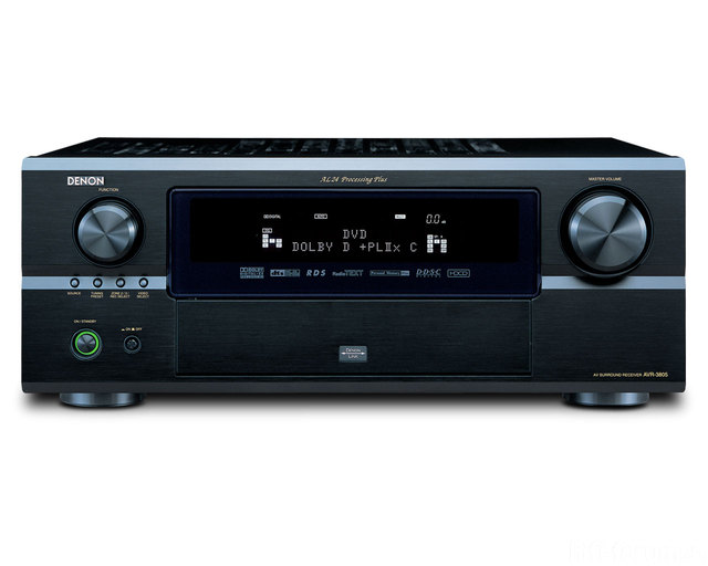 EL AVR 3805 Black