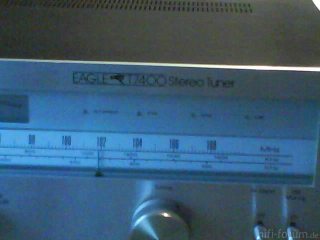 Eagle  T7400