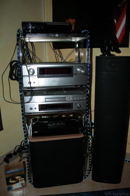 AVR Rack