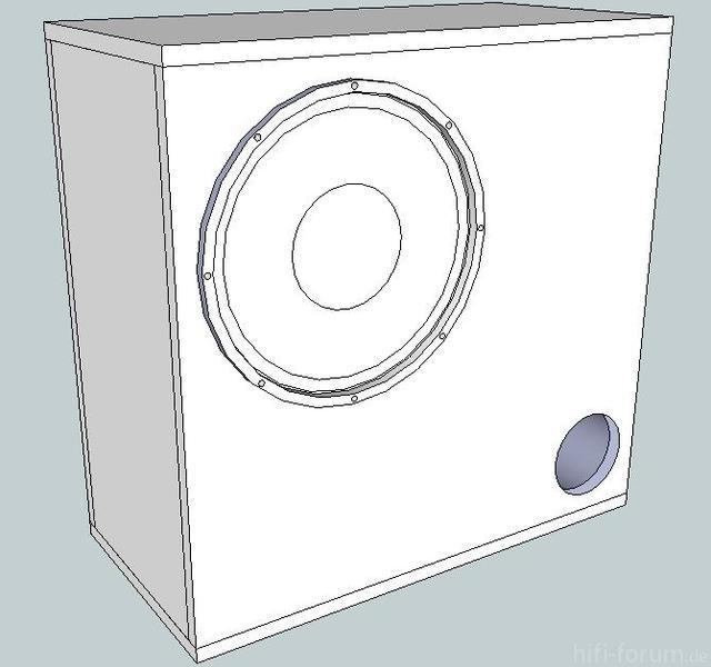 Audio System MX12 Plus BR Probegehäuse