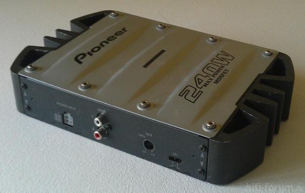 Pioneer GMX-372
