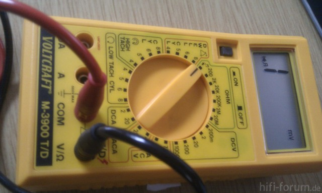 antennensignal messen multimeter industrie werkzeuge. Black Bedroom Furniture Sets. Home Design Ideas