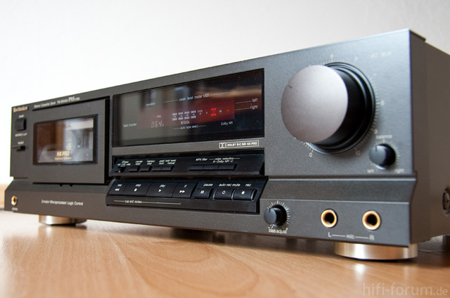 Technics RS-BX404