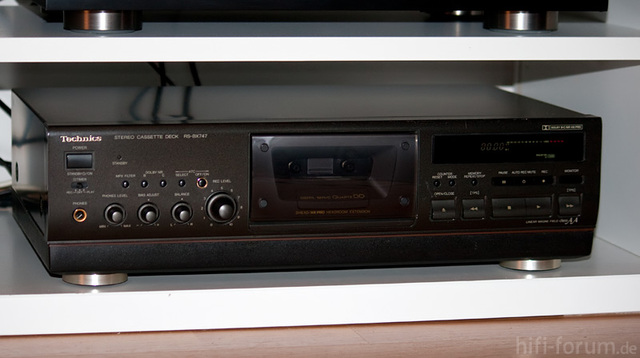 Technics RS-BX747
