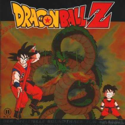 Dragonball Z Vol. I