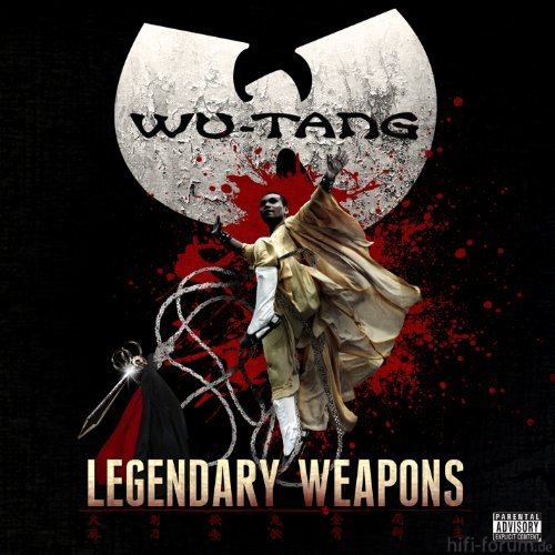 Wu - Legendary Weapons