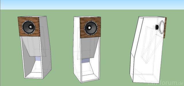 Geisterhorn BL-II-Kompakt Innenansicht