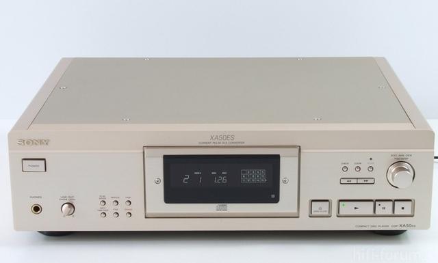 Sonx Cdp-xa50es