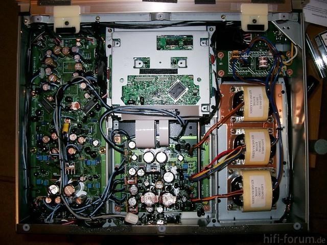 Sony Cdp-xa555es
