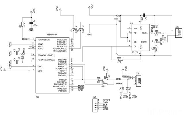 DMX-Interface