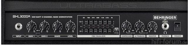 Bxl3000a Front