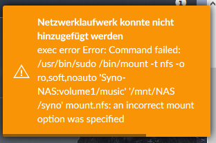Screenshot Fehler Mit Servername