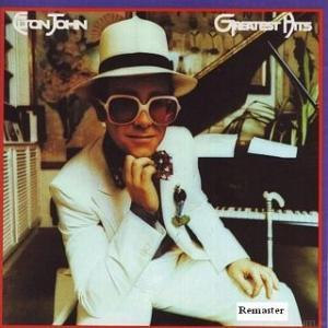 Elton John Greatest Hits 97 Album Cover 40713