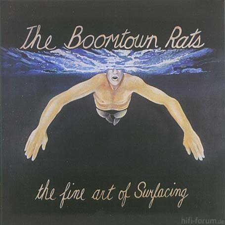 The Boontown Rats