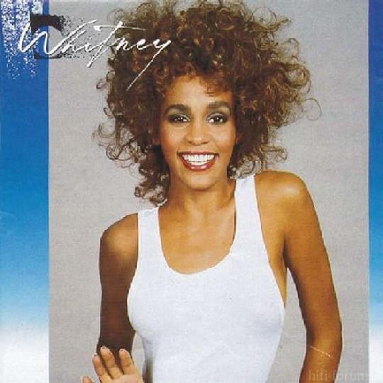 Whitney Houston Whitney 1987