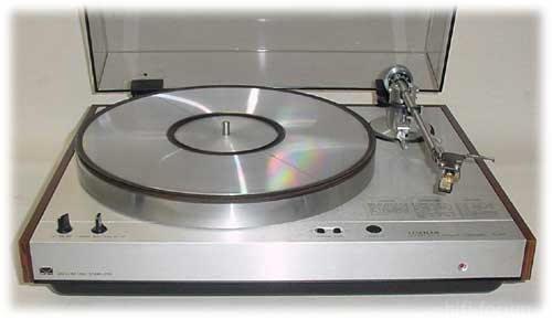 Luxman PD 375