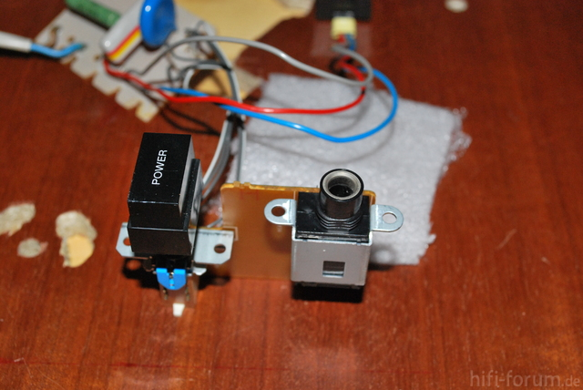 Sony Schalter