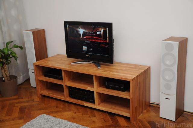 Innovativ Tv Sideboard (Update: Couchtisch fertig), Racks, Gehäuse - HIFI-FORUM WN92