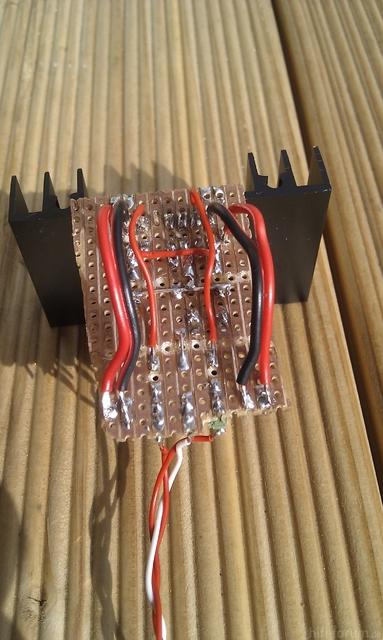 Miniverstärker TDA 7375