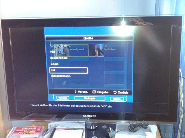 DVD Menü Mit TV Menü 4:3