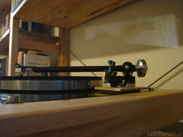AT OC7 an Rega RB300