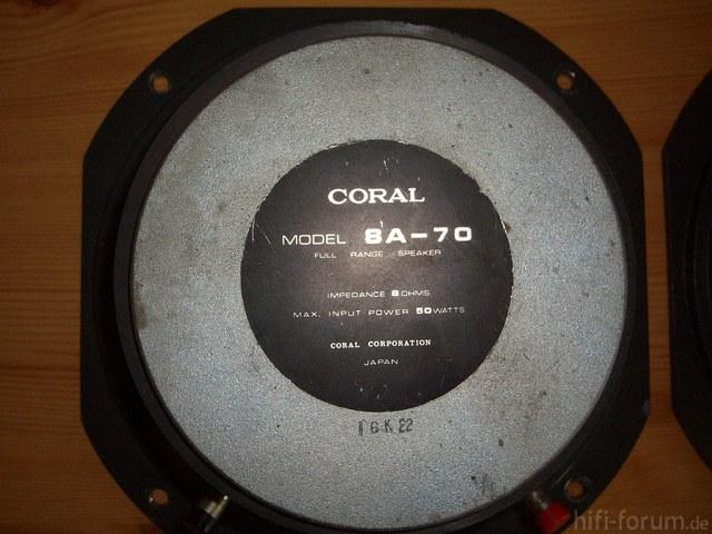 Meine CORAL 8A-70