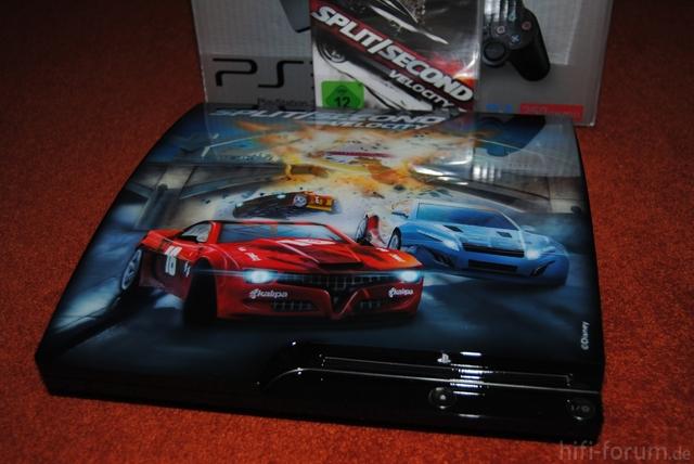 Bild  Der Playstation 3 Sonderedition