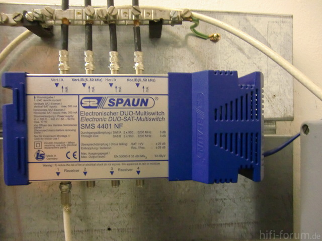 Spaun SMS 4401 NF