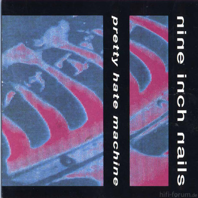 NIN Pretty Hate Machine 1989