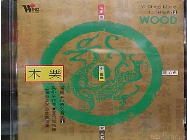 Yi Ching Music For Health Wood