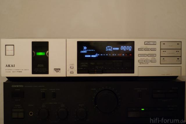 Akai GX-R88