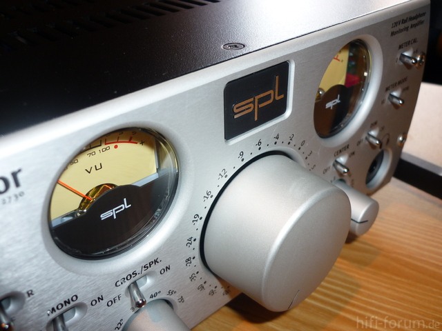 SPL Phonitor Front