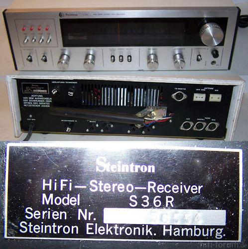 Steintron S36R