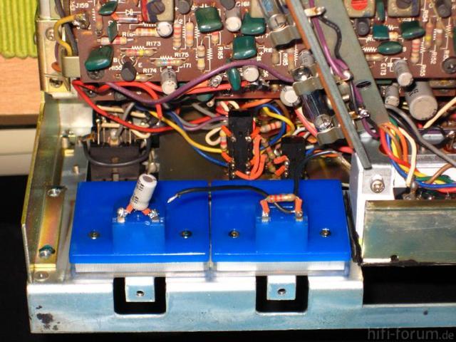 Marantz 2245 Instrumente