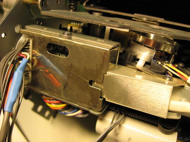 DTC-670 Kopftrommelverstärker