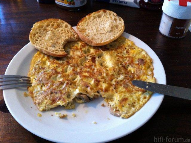Omelett Ala Chef