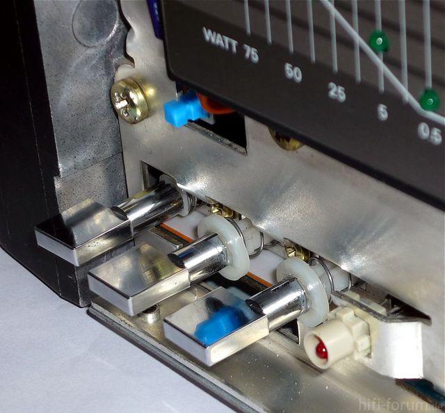 MA100 Schalter