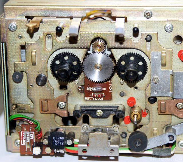 MCF600 Zahnrad
