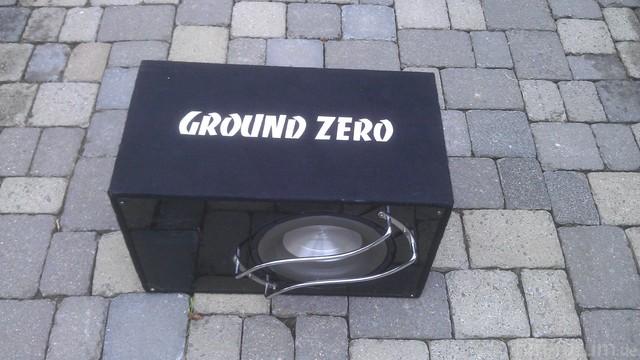 Ground Zero GZRB 10XBT