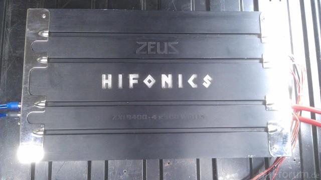 Hifonics Zeus ZXi9400