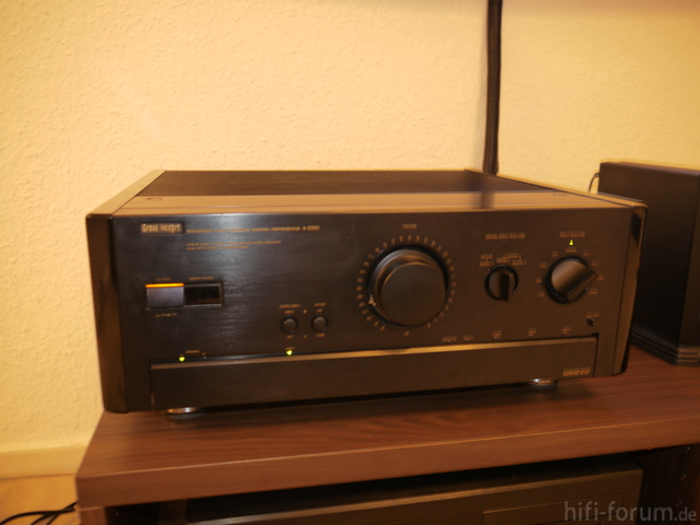 Onkyo Grand Integra 8990