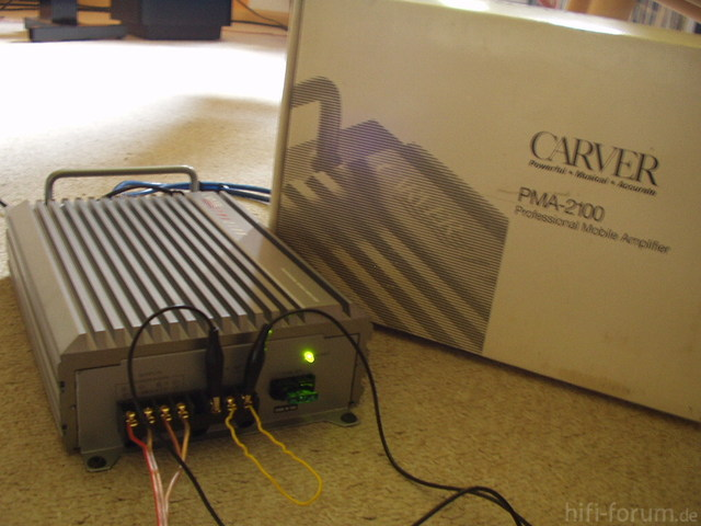 Carver PMA 1200