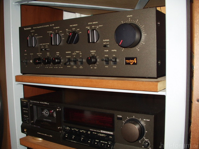 Technics V8, 570,PS70,765,SL 2 008