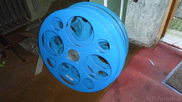 35mm - Filmspulen Aus Kunststoff