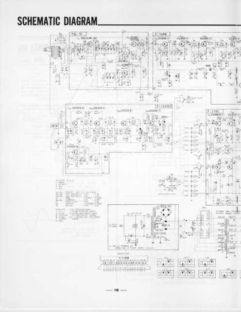 Sansui 1000x - 8 Ohm Ausgang?, Verstärker/Receiver - HIFI-FORUM