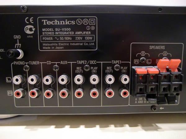 Verstaerker Technics Su Foto Bild 45255896