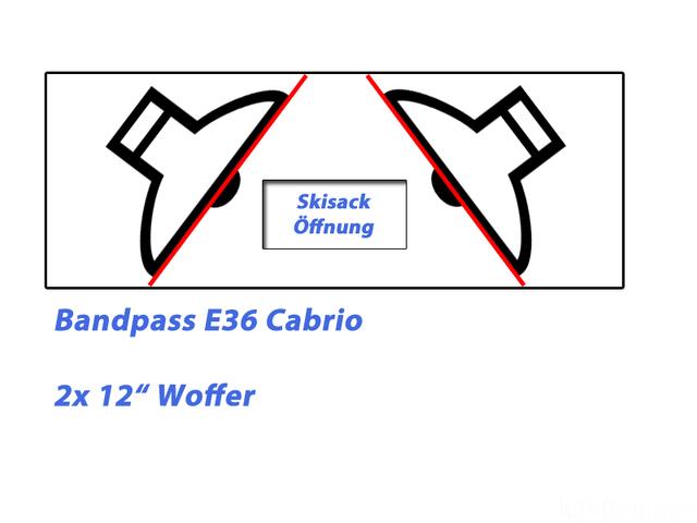 Bandpass Vorschlag 1